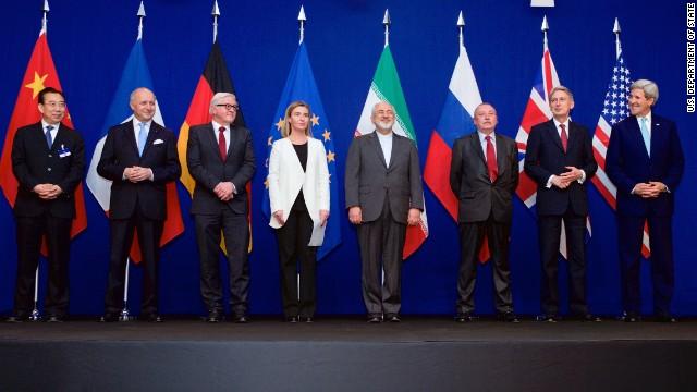 Acuerdo marco sobre el programa nuclear de Irán