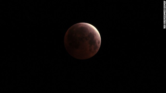Your views of the 'blood moon'