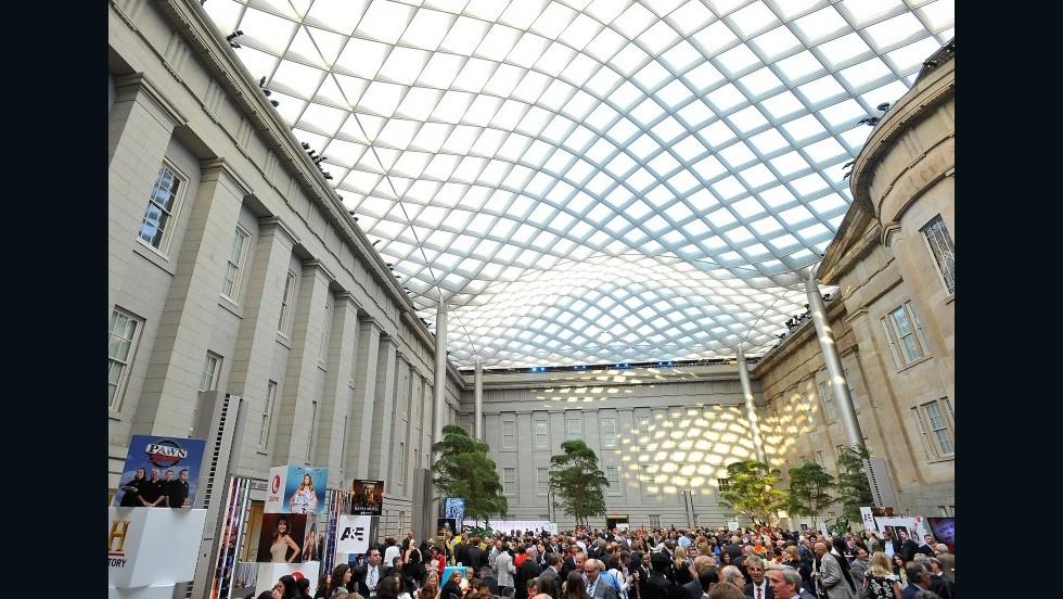 Galería Nacional en Washington D.C., EE.UU.