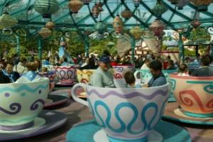 Atracciones de Disney