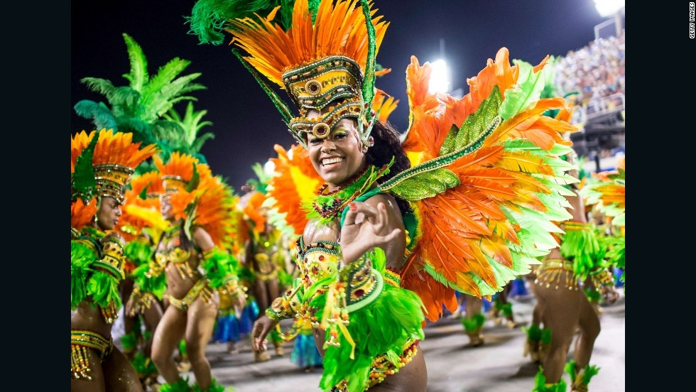 Carnaval de Río de Janeiro, Brasil
