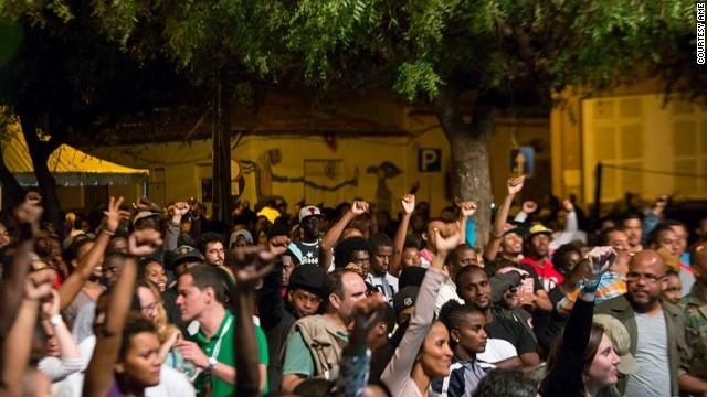 El éxito musical en Cabo Verde