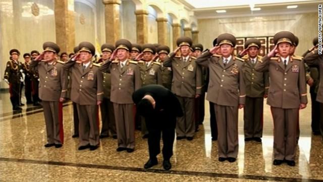 Las celebraciones del aniversario de Kim II Sung