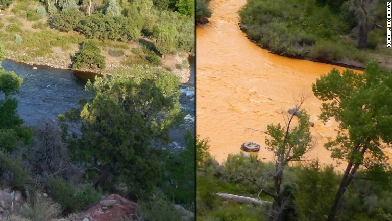 By the numbers: The massive toll of the Animas River spill