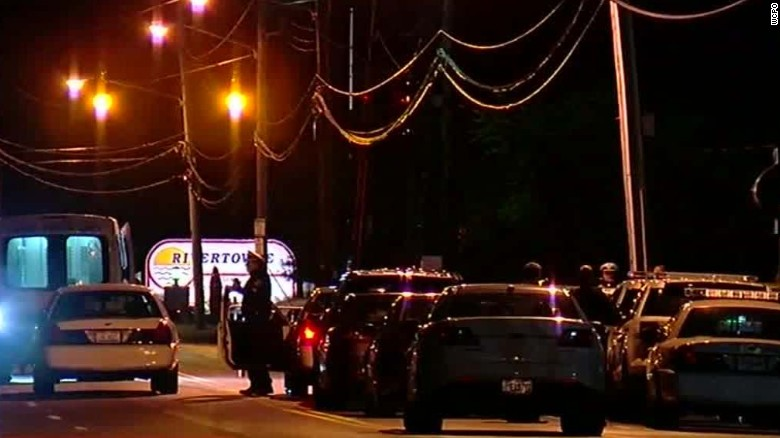 Image result for One killed, 14 injured in Ohio nightclub shooting