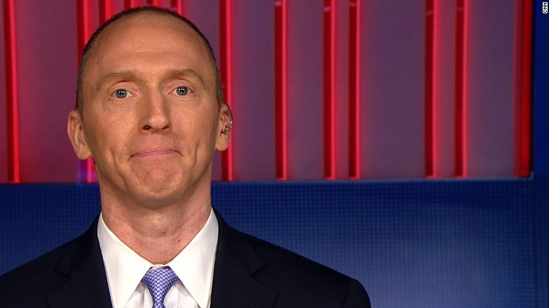Watch This Video Who Is Carter Page