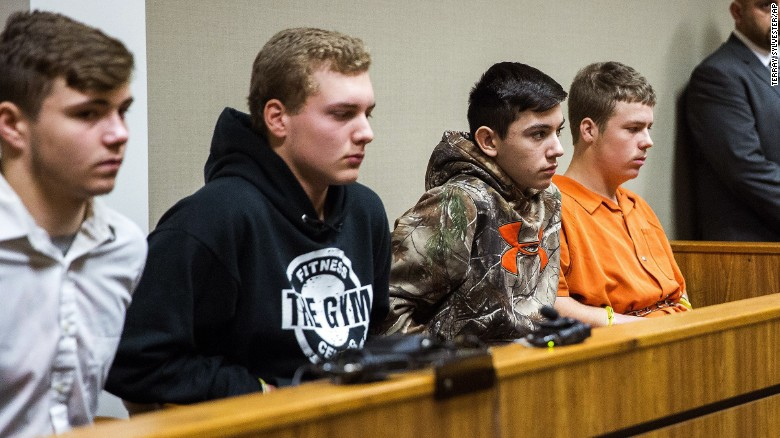 Image result for 5 teens denied bond in deadly highway rock-throwing case