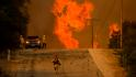 Thomas Fire scorches southern California