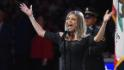 Fergie's anthem performance raises e ...