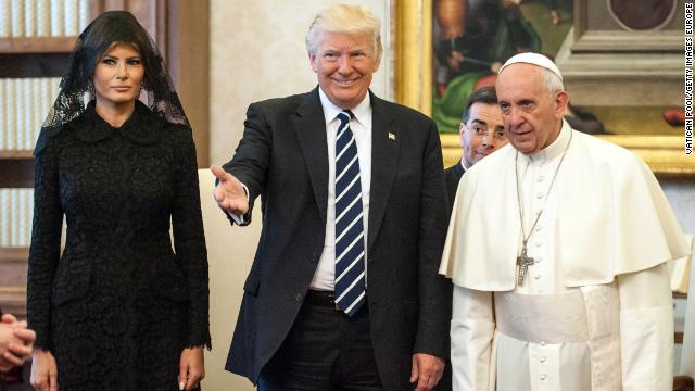 Popes and US presidents