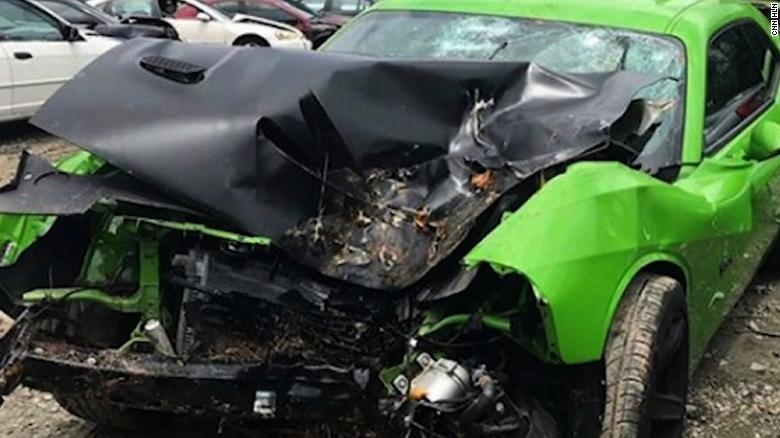 Rapper from Migos in near-death crash