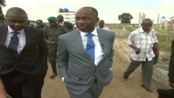 Nigéria tentative de changement