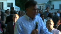 Romney defends 'corporations are people'