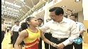 Chinese gymnasts old enough