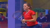 Poland's tennis hope