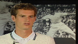 Andy Murray talks Wimbledon