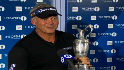 Darren Clarke wins the British Open