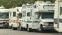 Laid-off workers live in RVs