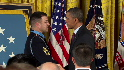 Sgt. Petry receives Medal of Honor