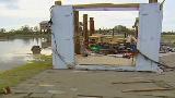 Ike devastates community