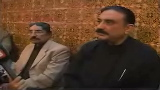Bhutto's husband speaks