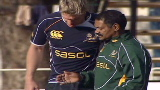 Springboks make history