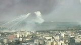 White phosphorus as a weapon