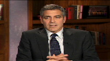 Clooney on Darfur