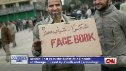 Fareed's take on Egypt's youth movement