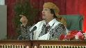 Gadhafi warns against intervention