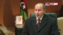 Libyan opposition leader opens up