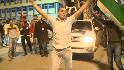 Libyan rebels celebrate vote