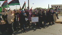Benghazi rally supports Libyan woman