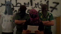 Rebels in Gadhafi's capital