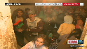 Children seek shelter in Libya's caves