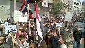 Speaking out against Syrian regime