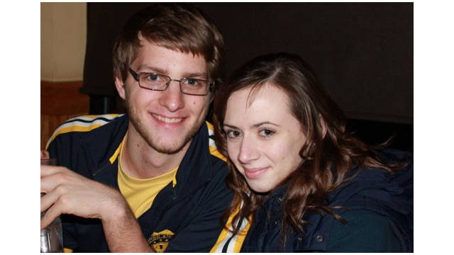University of Michigan students Peter Nesbitt and Lane Ritchie plan to get married in early September.