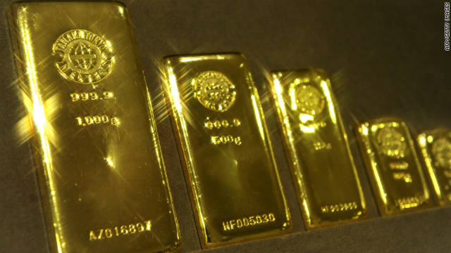Cyprus is selling some of its gold reserves.