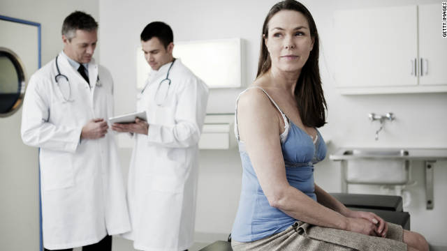 Death rates from ovarian cancer have been decreasing, according to new data.