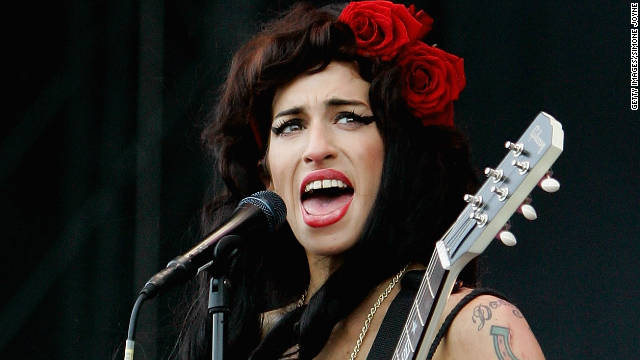 ''When my life is over/Remember when we were together/And I was singing this song for you,'' Amy Winehouse cries.
