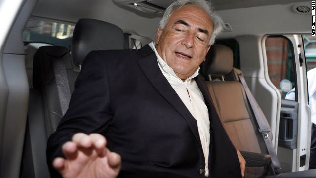 The criminal case against former International Monetary Fund chief Dominique Strauss-Kahn was dropped in August.