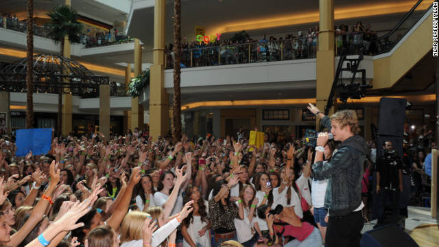 Singer Cody Simpson urges his fans to help stop bullying and name-calling of their peers.