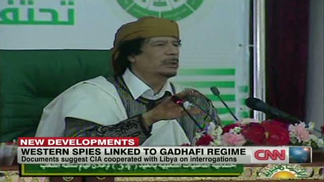 Papers show U.S.-UK-Libya spy ties
