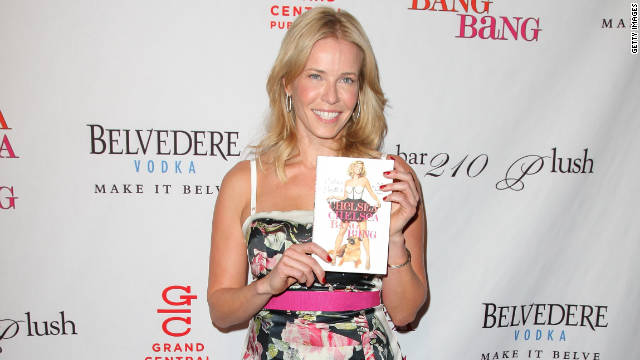 Chelsea Handler has gone from reality TV star to three-time best-selling author.