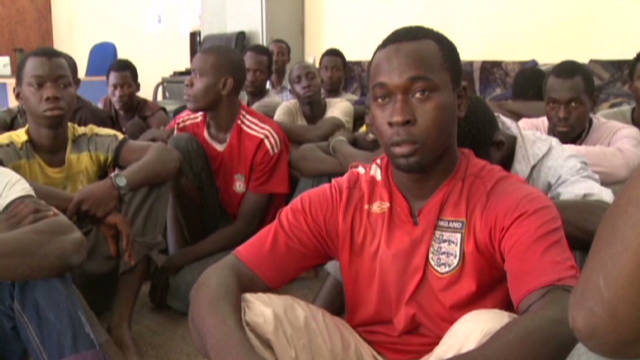 Libya's migrant workers face suspicion