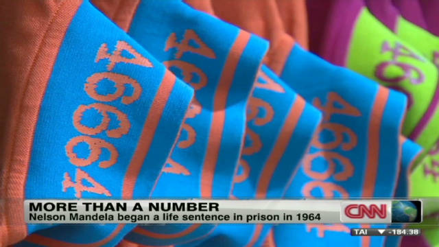 From prison number to fashion line