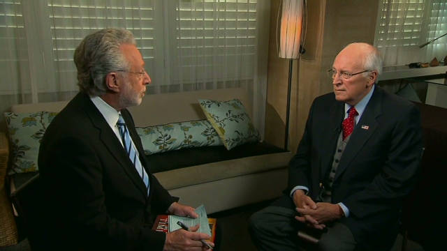 Cheney: Spending was 'a fact of life'