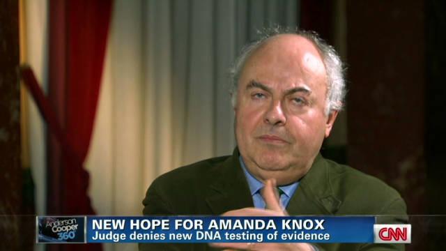 Knox's prosecutors under fire