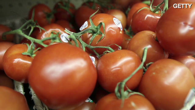 What happened to the modern tomato?