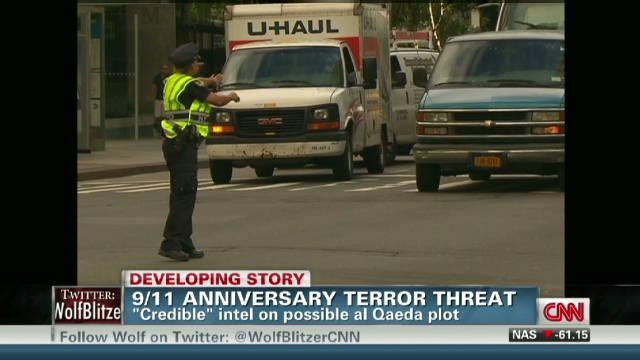 9/11 anniversary terror threat